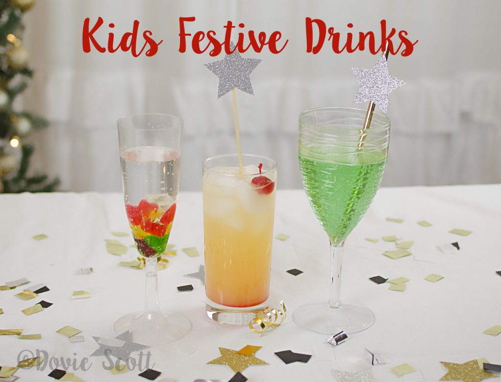 Kids Festive Drinks