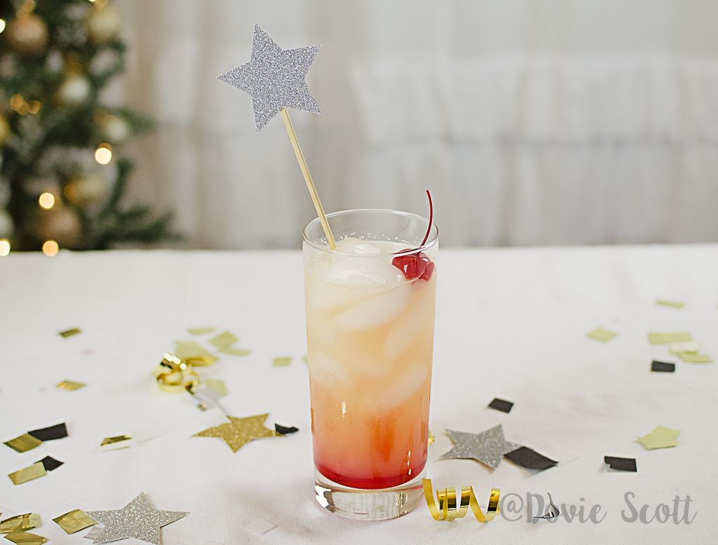 Kids Shirley Temple Drink