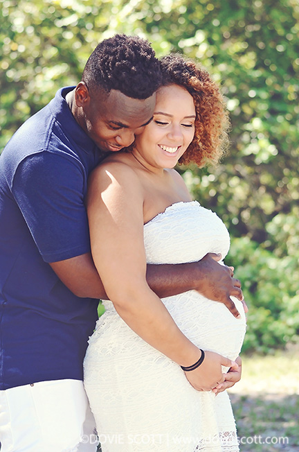 Keana & Ken Floyd Maternity Photo Session