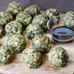 Spinach Balls Recipe - Thanksgiving Side Dish