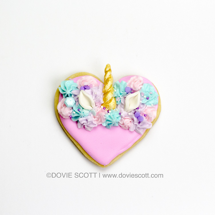 Unicorn Cookies, Unicorn Sugar Cookies, DIY Unicorn Cookies