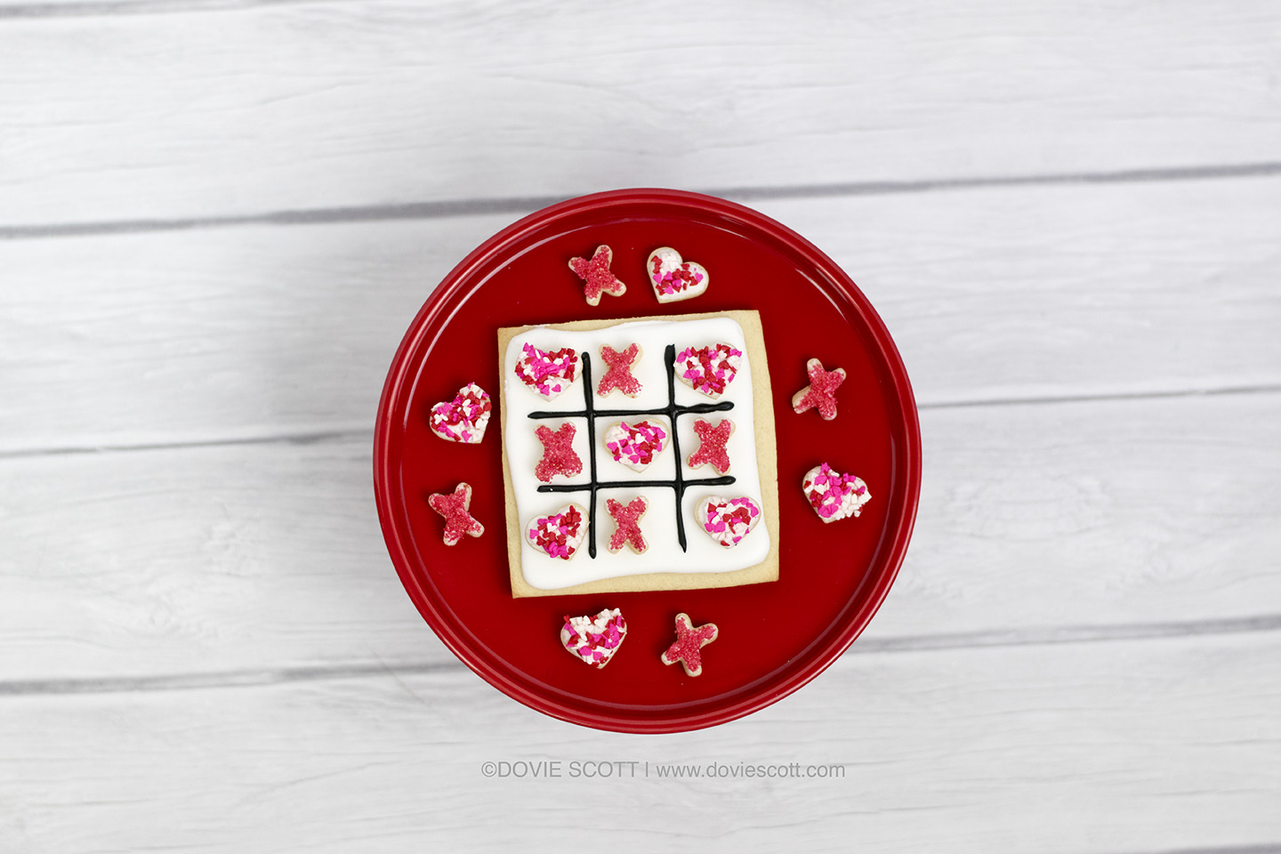Valentine's Cookie Ideas