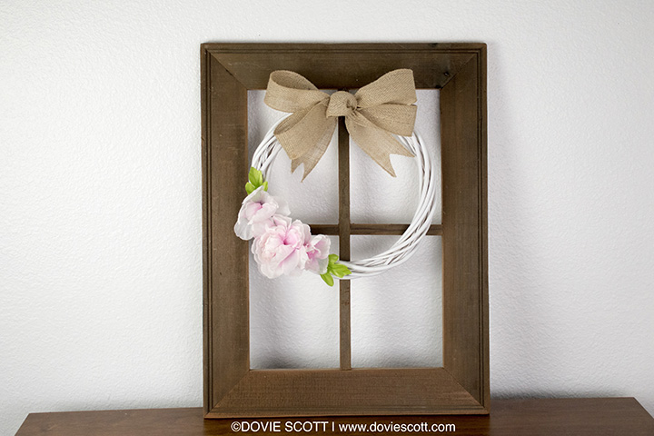 DIY Dollar Tree Spring Wreath, DIY Spring Wreath